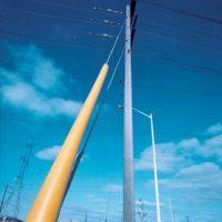 תעלות חשמל, סימון ומיגון תשתיות חשמל